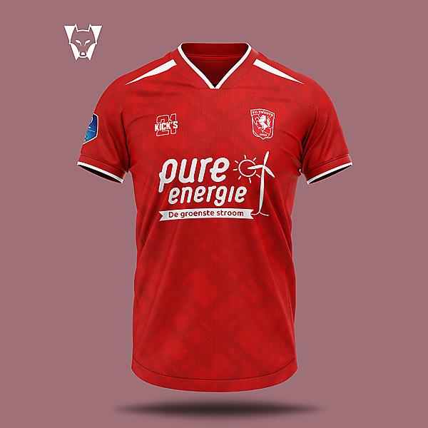 FC Twente - home shirt