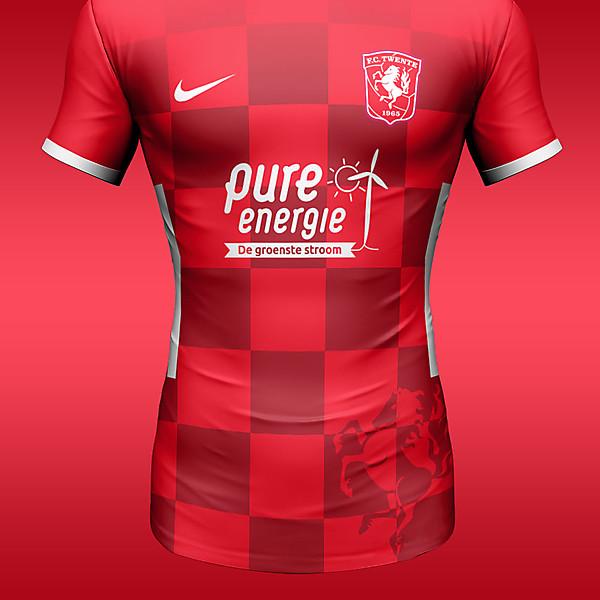 FC Twente | Home Kit