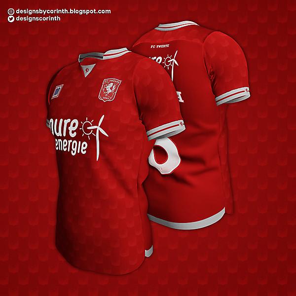 FC Twente | Home Shirt