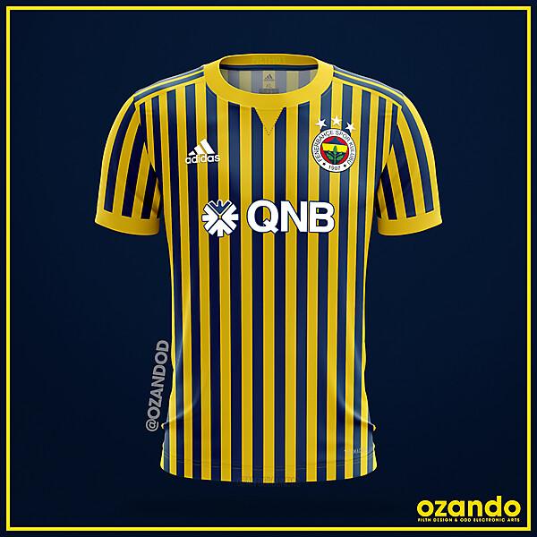 Fenerbahçe x Adidas   KOTW 14
