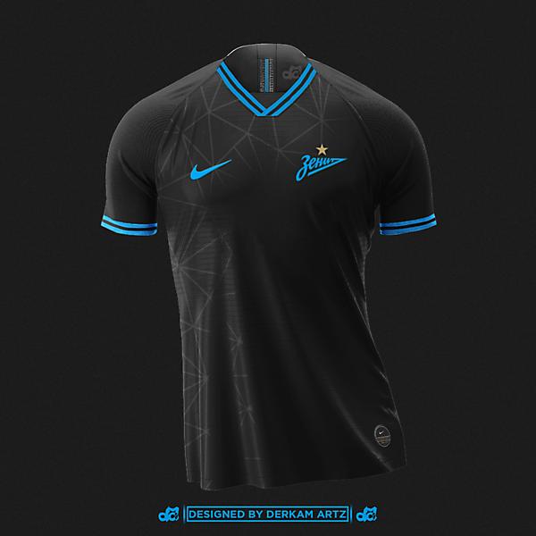 FK Zenit St. Petersburg - Third Kit