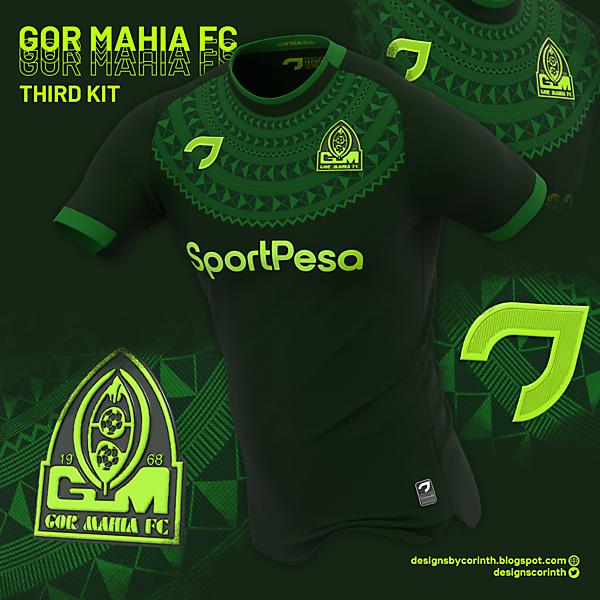 Gor Mahia FC   Third Shirt