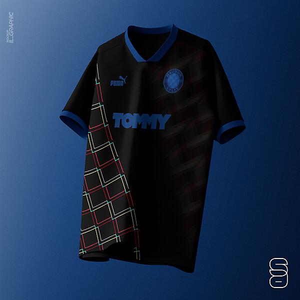 Hajduk Split - Away kit