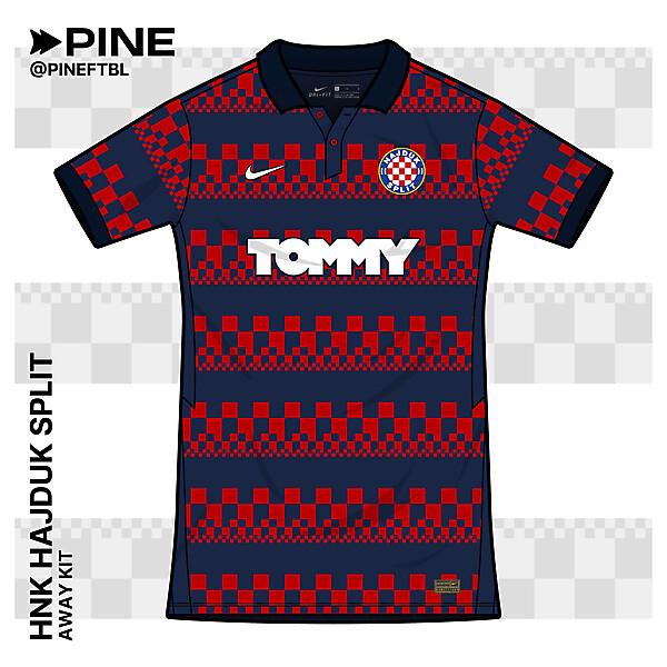 Hajduk Split Away | Nike