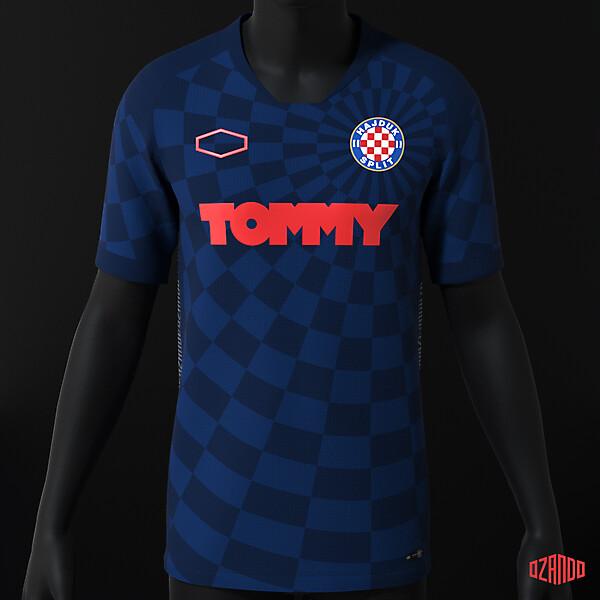 Hajduk Split x Ozando :: Third