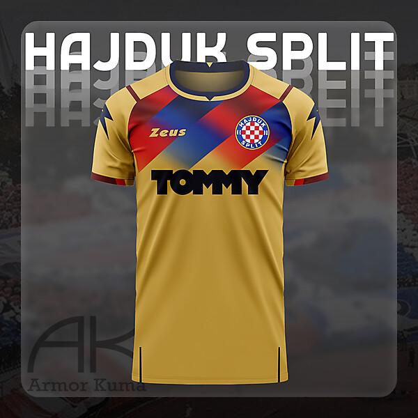 Hajduk Split Zeus Third Kit