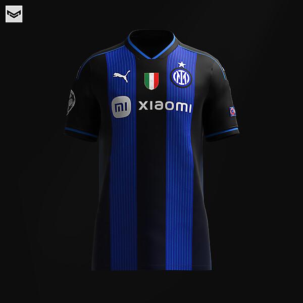Inter Milan | Puma | Home