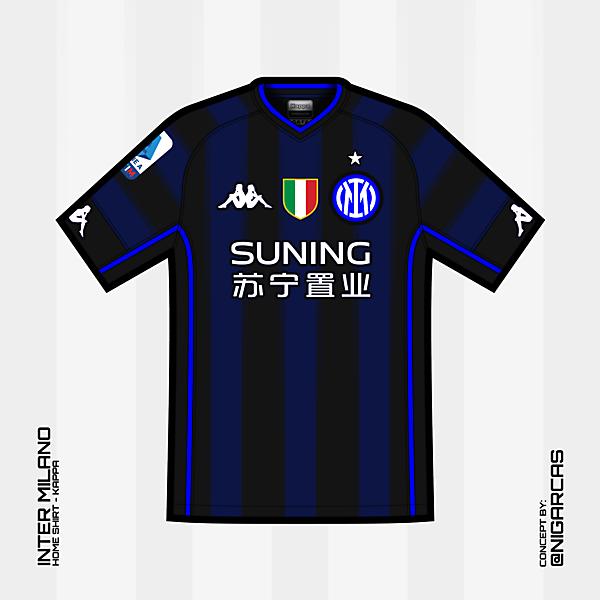 Inter Milano - Home