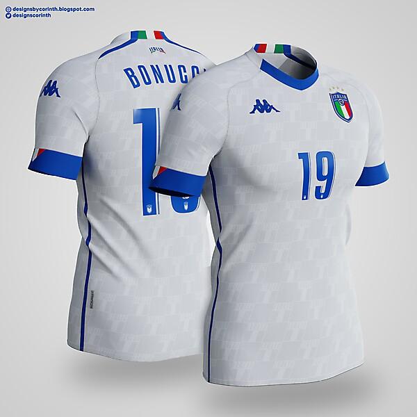 Italy | Away Shirt