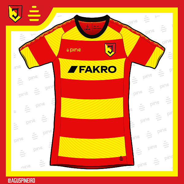 Jagiellonia Home Kit by Pine