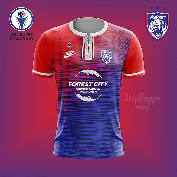 Johor home kit concept