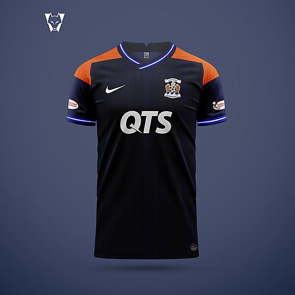 Kilmarnock - away shirt