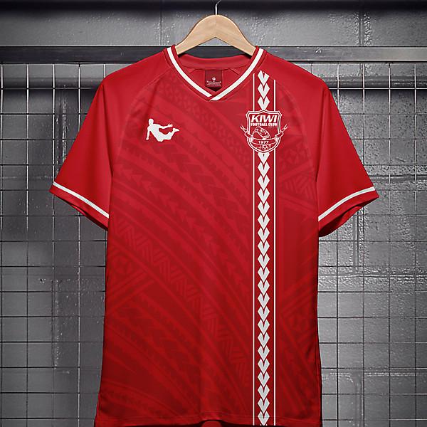 Kiwi FC - Home Kit