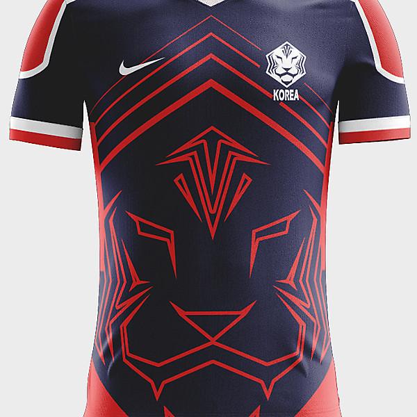 Korea | Away Kit