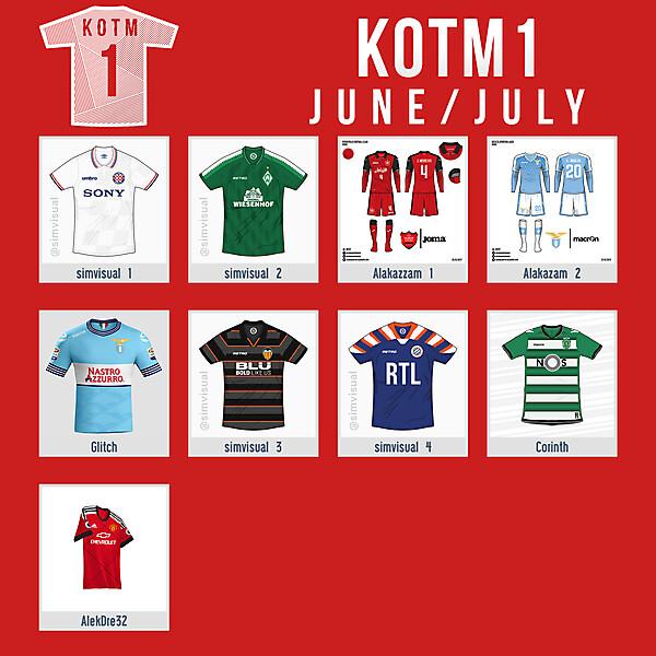 KOTM1 - June/July