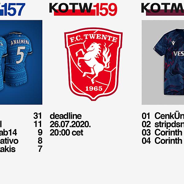 KOTW157 / KOTM37 / KOTW159