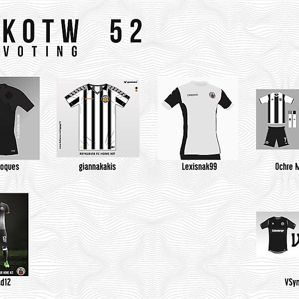 KOTW52 - VOTING