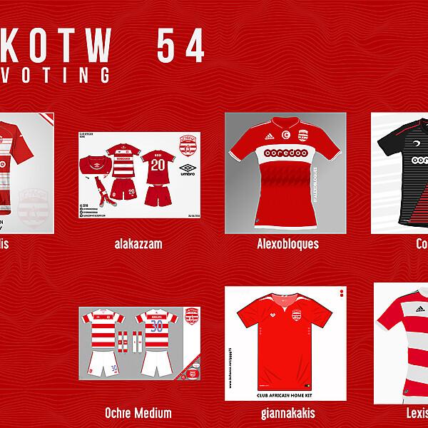 KOTW54 - VOTING