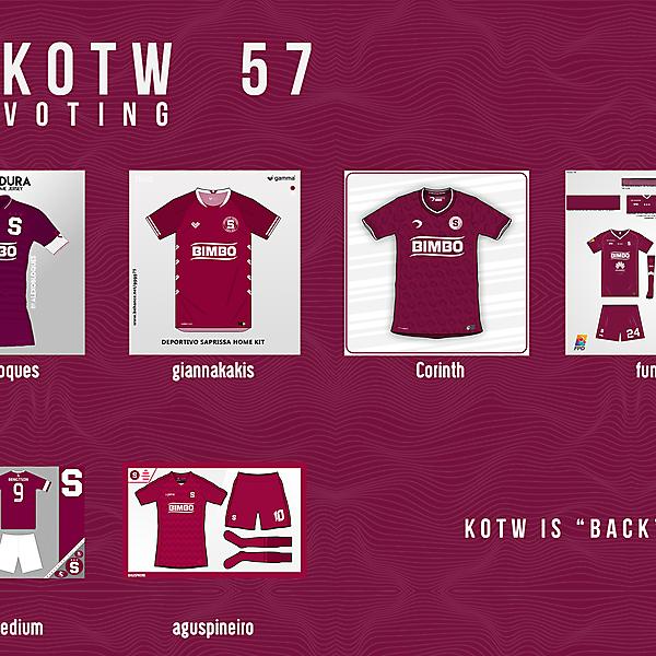 KOTW57 - VOTING