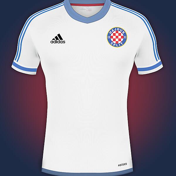 KOTW -  Hajduk Split x Adidas Away