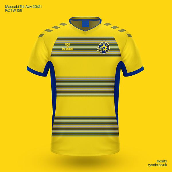 Maccabi Tel-Aviv   KOTW 158
