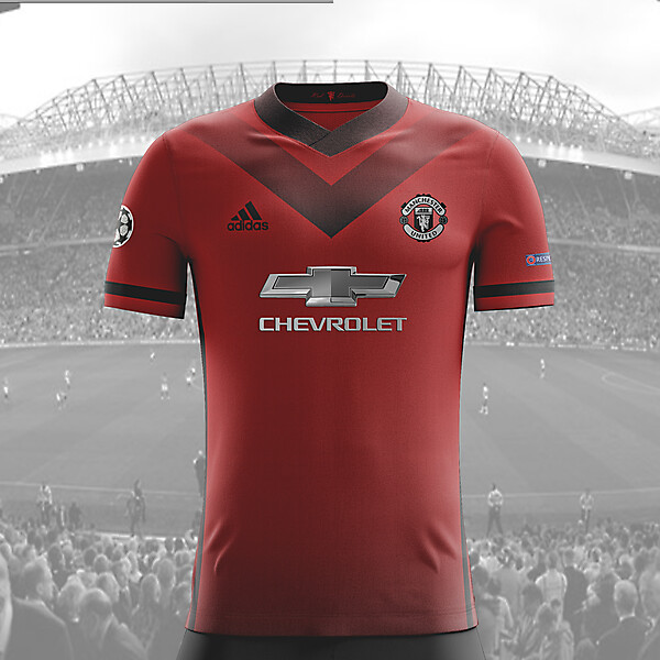 Manchester United  local