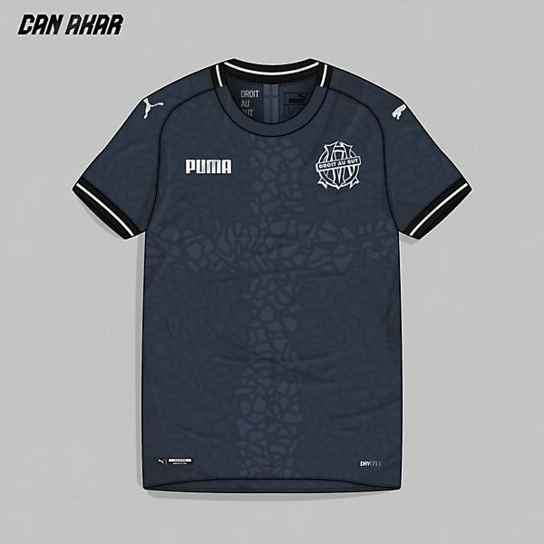 Marseille Third Kit x Puma
