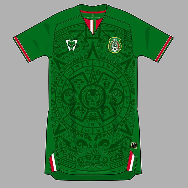 Mexico - home shirt