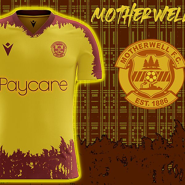 Motherwell FC | KOTW | Worldy_Design