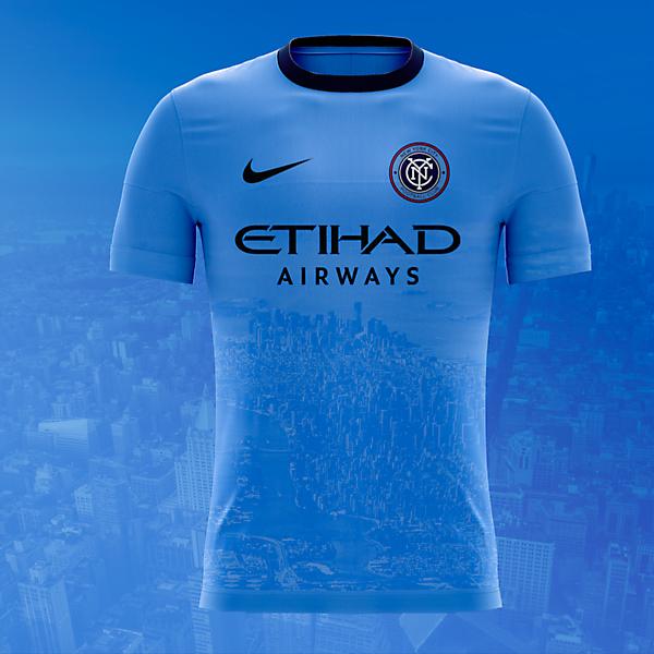 New York City FC - Home Kit