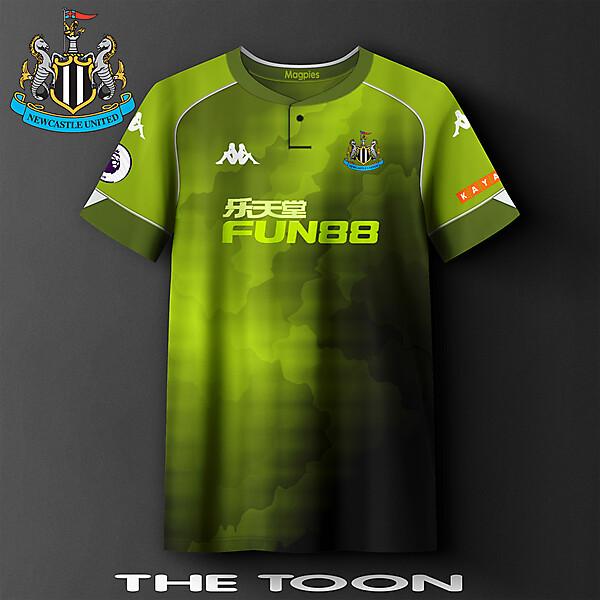 Newcastle change concept