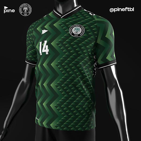 Nigeria Home x Pine