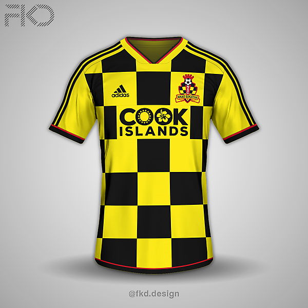 Nikao Sokattak FC Adidas Concept - KOTW