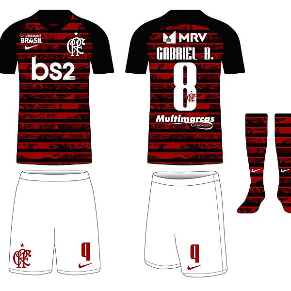 Nike Flamengo Home Kit