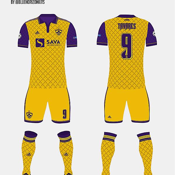 NK Maribor Away Kit