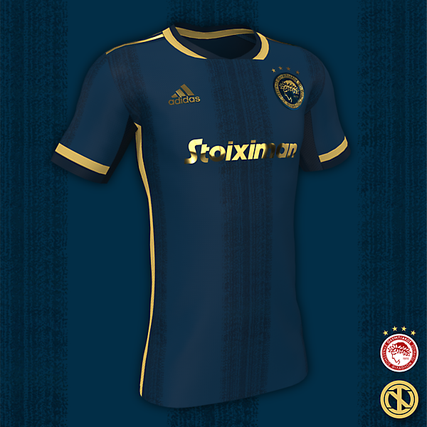 Olympiacos   Third Kit Concept