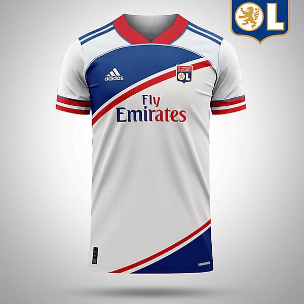 Olympique Lyonnais Home Concept