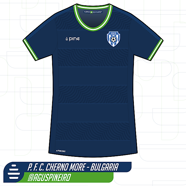PFC Cherno More | Away | Pine