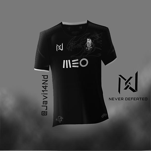 Porto Third Kit