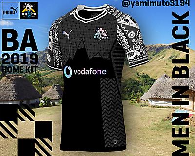 Puma Ba Home Shirt