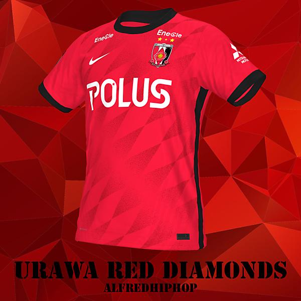 Red Diamonds HOME