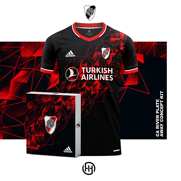 River Plate | Away kit concept