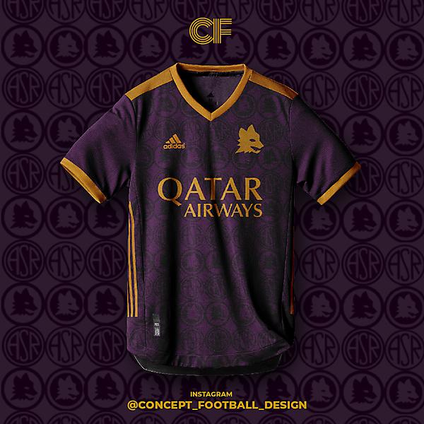Roma Third Kit
