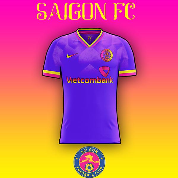 Saigon FC   KOTW   WorldyDesign