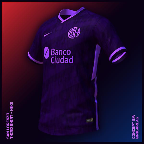 San Lorenzo - Third