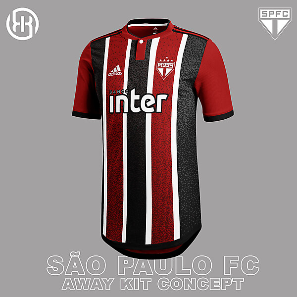 São Paulo FC | Away kit concept