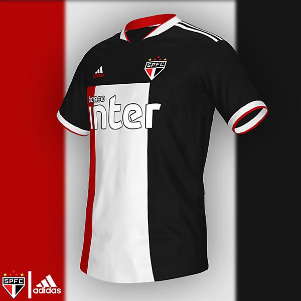 Sao Paulo FC Third Shirt   KOTW 198
