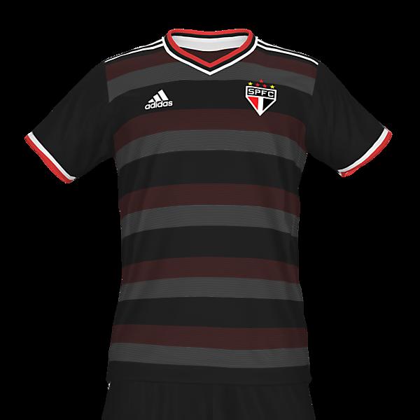 São Paulo third kit by @feliplayzz