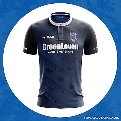 Sc Heerenveen Away