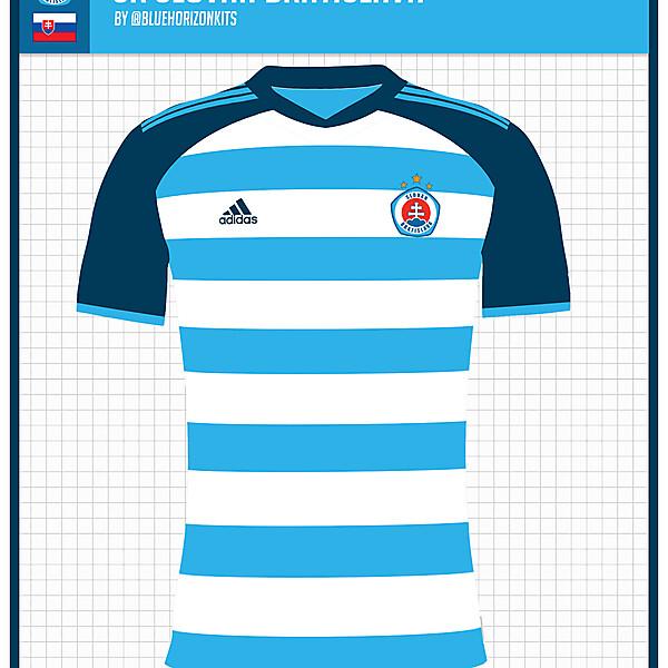 ŠK Slovan Bratislava Home Shirt